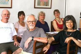 50+ senior program in italy, alumni program Italy
