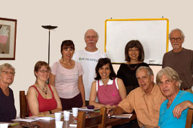 italian standard group courses florence, italian in standard groups