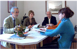 italian small group courses florence, italian courses in small groups florence