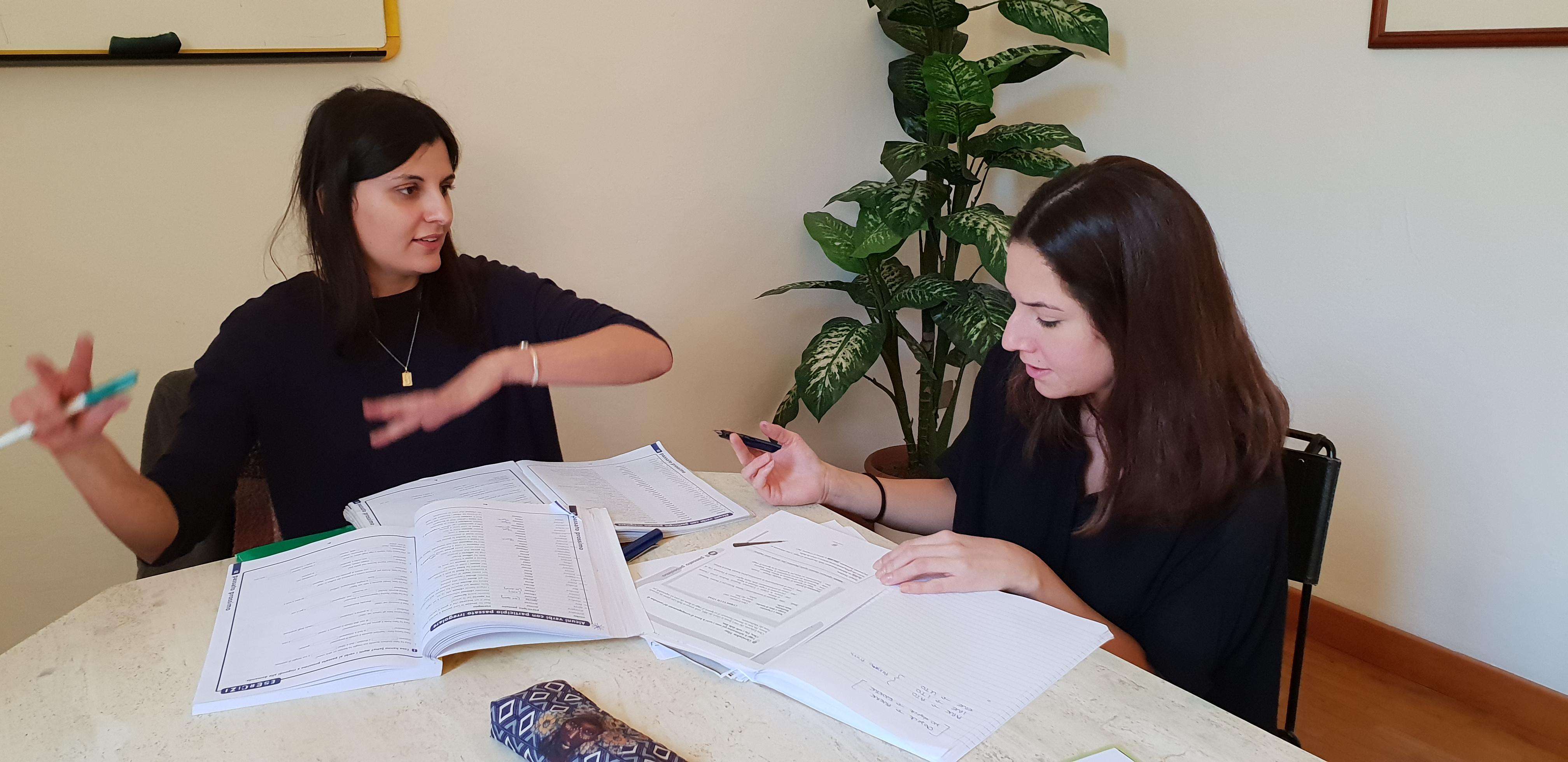 hafta sonu İtalyanca kursları