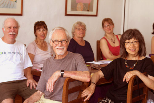 Italian courses for senior 50+