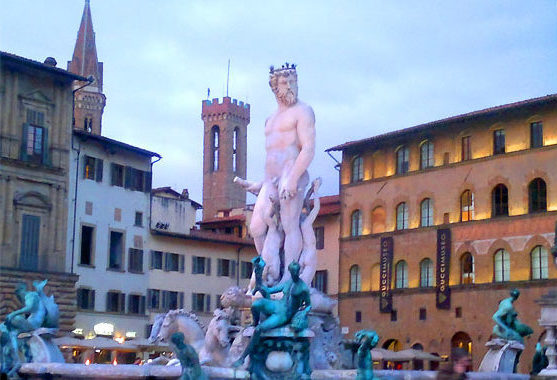 Short-term art program in Florence